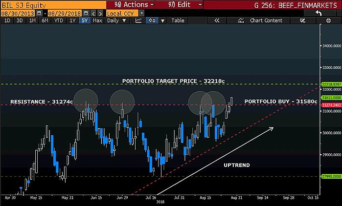 BHP Chart - 4