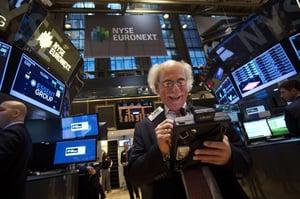 Happy markets