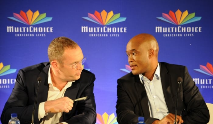 Naspers and Multichoice