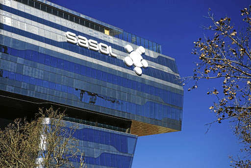 Sasol building