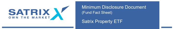 Satrix Property MDD